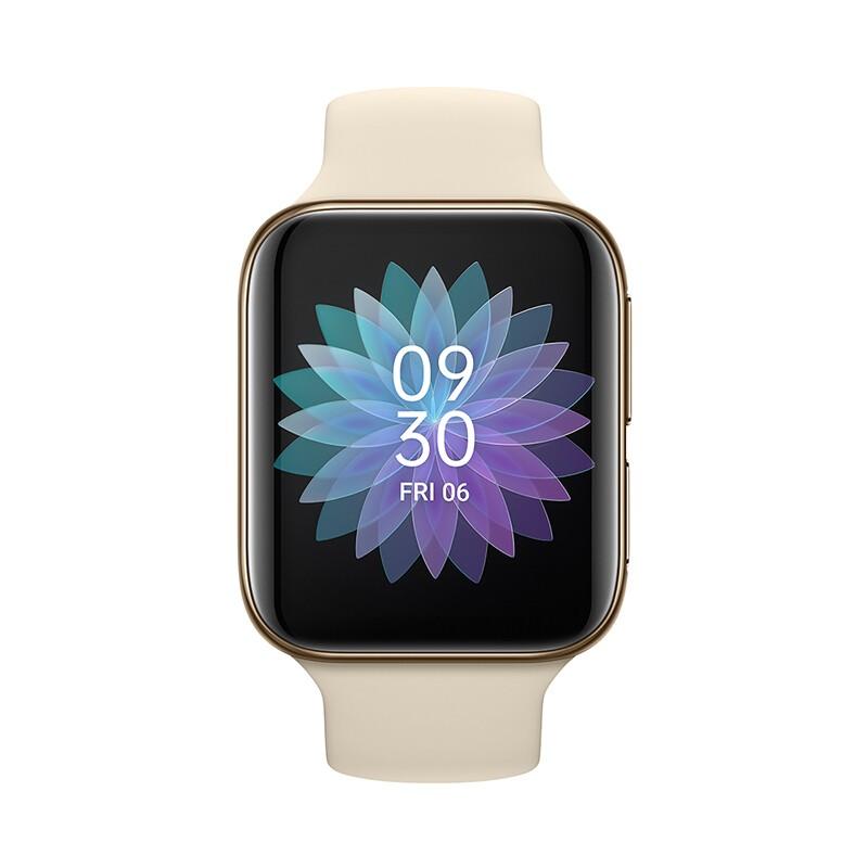 OPPO Watch 46mm 智能手表 琉金