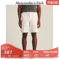 Abercrombie&Fitch男装 夏季工装短裤 304649-2 AF