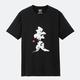 UNIQLO 优衣库  427612  SHODO ART 中性款印花T恤 39元