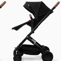 elittile 双向轻便高景观婴儿推车