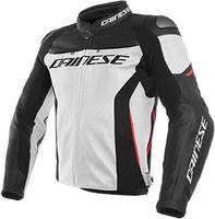 Dainese Racing 3 皮夹克 50 白色 1533788_777_50