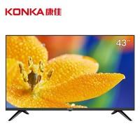 KONKA 康佳 LED43E330C 43英寸 液晶电视