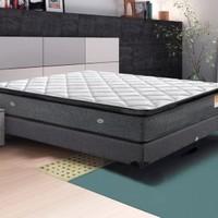 绝对值 : AIRLAND 雅兰 素作 乳胶羊绒恒温舒睡床垫 180*200*24cm