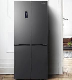 Hisense 海信 食神系列 BCD-450WMK1DPUJ 十字对开门冰箱 450L