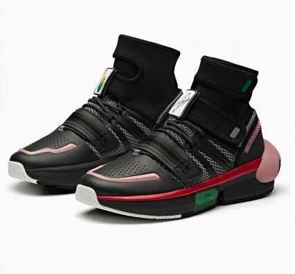 ANTA 安踏 龙珠超联名系列 男士篮球鞋 11941620-3 碳灰/黑3 39