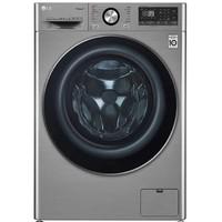 LG 乐金 FG10TV4 全自动滚筒洗衣机 10.5kg 碳晶银