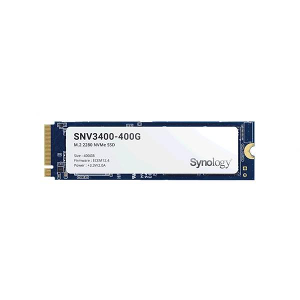 Synology 群晖 SNV3400系列 M.2接口(NVMe协议) 2280 固态硬盘