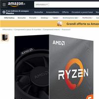 AMD 锐龙系列 R5-3600XT CPU处理器