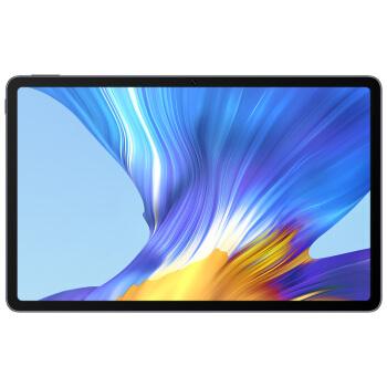 荣耀平板V6 10.4英寸 WIFI6+ 华为麒麟985 2K全面屏 影音娱乐游戏学习办公平板电脑 6+128GB WIFI版 钛空银