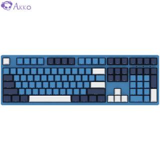 AKKO 3108SP海洋之星 全尺寸机械键盘 Cherry樱桃轴  青轴