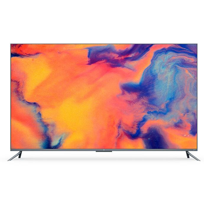 小米电视5 75英寸PRO量子点网络智能4k高清液晶屏家用平板电视机