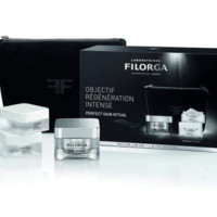 FILORGA 菲洛嘉 完美护肤套装 肌源赋活面霜50ml + 睡眠紧致塑颜晚霜15ml + 十全大补面膜15ml