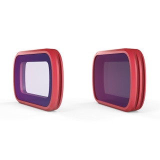 PGYTECH 大疆OSMO POCKET滤镜ND-PL用口袋灵眸云台相机配件ND减光镜 MRC-UV滤镜(专业版)