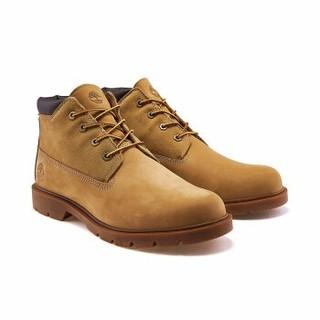 Timberland添柏岚男鞋户外经典防水中帮鞋靴|A1KAD A1KADW/小麦色