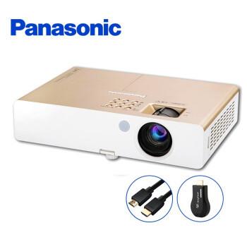 Panasonic 松下 PT-SX3700 投影仪 标清 送高清线、同屏器