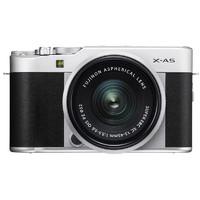 FUJIFILM 富士 X-A5 无反相机(15-45mm)