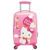 Hello Kitty 凯蒂猫 双杆万向轮拉杆箱旅行箱登机箱 KT180021 粉色 20英寸