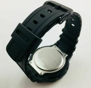 CASIO 卡西欧 AEQ110W-1BV 男士石英手表