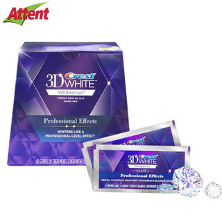 Crest 3D White 佳洁士 3D炫白美牙贴 1盒(20对/40片)