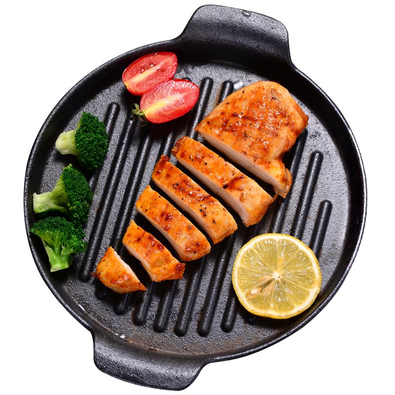 即食鸡胸肉健身鸡胸肉鸡肉代餐高蛋白低脂开袋 夏初