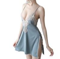 Landgravine 女伯爵 丝质蕾丝吊带睡裙 *7件