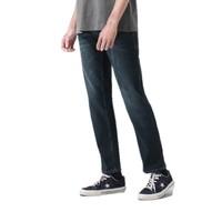 1日0点:Baleno 班尼路 31938735081 男士中腰直筒弹力牛仔裤
