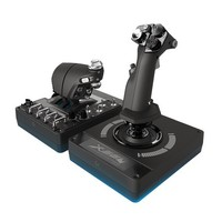 Logitech 罗技 X56 模拟飞行摇杆