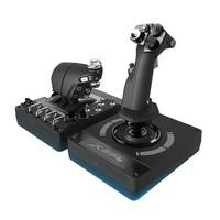 logitech 罗技 Logitech 罗技 X56 模拟飞行摇杆
