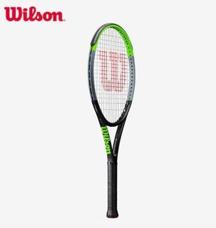 Wilson 威尔胜 网球拍青少年专业拍男女2020新款碳纤维单人拍BLADE