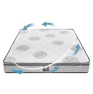 Sealy 丝涟 乳胶床垫 宸夕1.8米美姿感应弹簧床垫 席梦思软垫