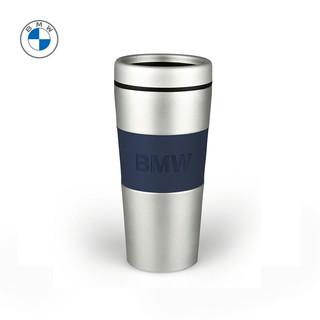 BMW 宝马 车载保温杯 徽标银色款