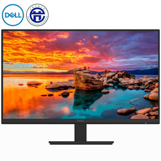 DELL 戴尔 D2421DS 23.8英寸 IPS显示器(2K、99%sRGB)