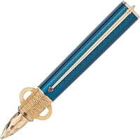 MONT BLANC 万宝龙 艺术赞助人系列 致敬蒙特祖马一世限量版 钢笔