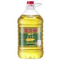 金龙鱼 食用油 精炼一级 大豆油 5L/桶