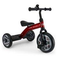 RASTAR 星辉 儿童手推三轮车脚踏车路虎户外自行车玩具车儿童车宝宝 适龄2-5岁 红色