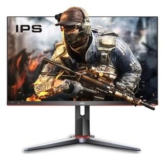 AOC 27G2 27英寸 IPS显示器(1920×1080、144Hz、1ms)