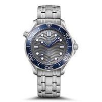 欧米茄(OMEGA)手表 海马系列300米潜水表瑞士经典腕表 全新设计天文台认证自动机械男表 210.30.42.20.03.001