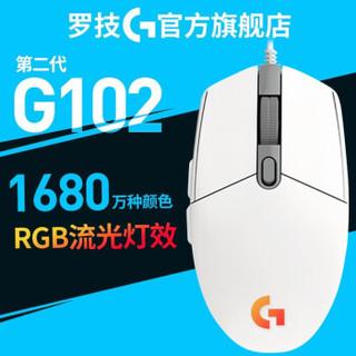 罗技G102二代