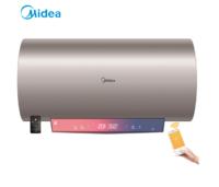 美的(Midea)60升电热水器涡旋速热 电子免换镁棒智能杀菌健康净浴智能省电APP控制F6030-JG9(HEY)