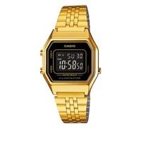CASIO 卡西欧 小金表系列 LA680WGA-1BDF 男士石英手表