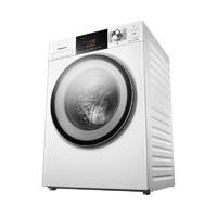 Panasonic/松下 8公斤大容量滚筒全自动洗衣机XQG80-NHEBL
