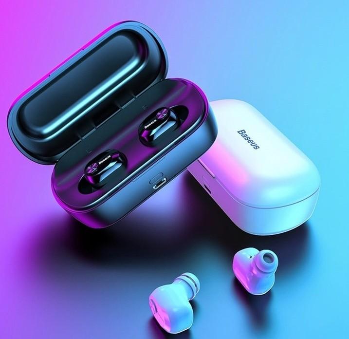 BASEUS 倍思 W01 真无线蓝牙耳机
