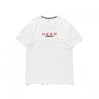 安踏男款运动T恤百搭短袖针织上衣时尚圆领户外休闲男套头衫