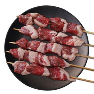 限地区 : 东来顺 草原羔羊羊肉串 200g/袋 约10串