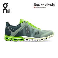 On昂跑 训练型轻量减震男款透气跑步鞋 Cloudflow Moss 青柠 42.5 US(M9)