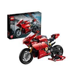 LEGO 乐高  Technic 科技系列 42107 杜卡迪摩托车