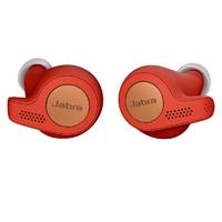 Jabra 波朗 Elite 65t Active入耳式蓝牙运动耳机 红色