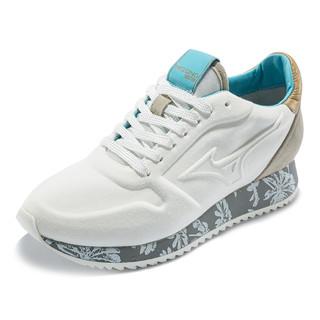 Mizuno美津浓复古女运动鞋休闲鞋SAIPH 2 CANVAS D1GC185001