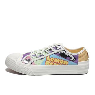 PEAK 匹克 态极 消消乐联名 DS020102 女士帆布鞋