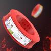 德力西电线电缆国标纯铜BV1.5/2.5/4/6多平方可选单股单芯家装硬线 BV2.5红色硬线100米/卷